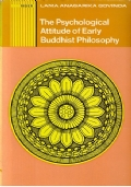 Psychological Attitude of Early Buddhist Philosophy