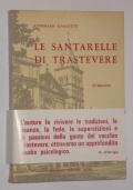 LE SANTARELLE DI TRATEVERE DEDICA AUTOGRATA AUTORE