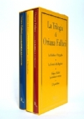 La trilogia di Oriana Fallaci (3 volumi con cofanetto)