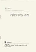 Parlamenti e lotta politica in Francia nel XVIII secolo