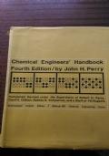 CHEMICAL ENGINEERS' HANDBOOK