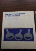 MASS TRANSFER OPERATION