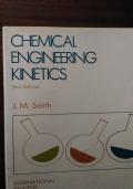 CHEMICAL ENGINEERING KINETICS