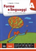 Forme e linguaggi A + B + Percorso nei Promessi Sposi + eBook + C.D.I.