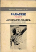 Paradise now. Testo collettivo del Living Theatre