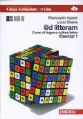 @d litteram. Manuale + Esercizi 1