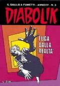 DIABOLIK ANNO XV 3. Fuga dalla realtà
