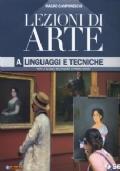 Lezioni di arte A + B + Quaderno + eBook+