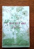 L BOCHET 1962   in appendice: Bochèt Gastronomico. Dodicesimo concorso di poesia piemontese - Nino Costa 1962