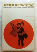 PHENIX REVUE INTERNATIONALE DE LA BANDE DESSINEE - N. 15 - 1970
