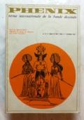 PHENIX REVUE INTERNATIONALE DE LA BANDE DESSINEE - N. 8 - 1968