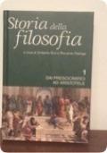 Storia della filosofia dai presocratici ad Aristotele vol. 1