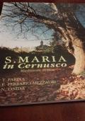 S. Maria in Cernusco Riedizione critica
