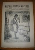 GIORNALE ILLUSTRATO DEI VIAGGI 1903  N°370