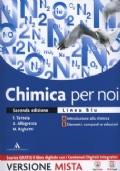 Chimica per noi. Linea blu AB + MEbook + C.D.I. Seconda Edizione