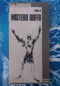 MISTERO BUFFO - BERTANI EDITORE VERONA