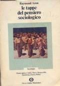 Le tappe del pensiero sociologico. Montesquieu Comte Marx Tocqueville Durkheim Pareto Weber