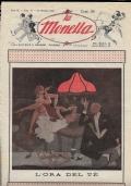 NERBINI SETTIMANALE LA SIGARETTA  N.925 DEL 20.APRILE 1924