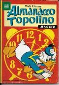 ALMANACCO TOPOLINO N.245 MAGGIO  1977