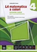 LA matematica a colori 4. Edizione VERDE + eBook + InClasse + C.D.I.