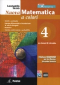 Nuova Matematica a colori 4. Edizione Arancione per la riforma. Secondo biennio