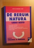 De rerum natura - Libro quarto