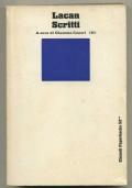 JACQUES LACAN. SCRITTI. VOL. II, A CURA DI GIACOMO CONTRI