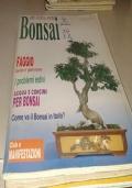 Bonsai Arte Tecnica Novità N° 2 luglio/settembre 1991
