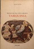 Profilo di una città etrusca TARQUINIA