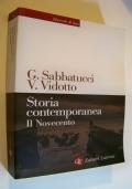 Storia contemporanea Il Novecento