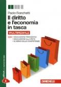 Il diritto e l'economia in tasca. Unico + Libro Digitale Multimediale