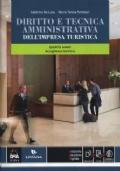 Diritto e tecnica amministrativa dell'impresa turistica. Accoglienza turistica + eBook + C.D.I.