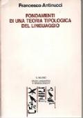 Fondamenti di una teoria tipologica del linguaggio