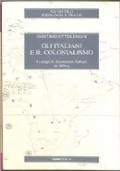 Gli italiani e il colonialismo. I campi di detenzione italiani in Africa