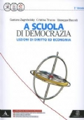 A scuola di democrazia. Unico + MEbook + C.D.I.