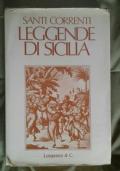 Leggende di Sicilia e loro genesi storica
