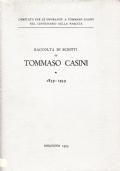 RACCOLTA DI SCRITTI SU TOMMASO CASINI 1859-1959