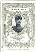 SERIE CARTOLINA DEGLI EROI: TENENTE GIOVANNI DONADELLI DI VENEZIA (CADUTO SUL CARSO IL 1 LUGLIO 1915)