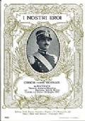 SERIE CARTOLINA DEGLI EROI: TENENTE CONTE ENRICO MORNATI DA MACERATA (CADUTO SUL CARSO IL 26 LUGLIO 1915)