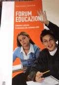 Forum Educazioni. Laboratori e percorsi di educazione alla convivenza civile