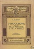 L'EDUCAZIONE SU LE BASI DELLA PSICOLOGIA E DELLA MORALE