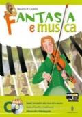Fantasia e musica. Strumenti, forme e storia della musica.