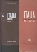 LOTTO Carta  Generale Italia + Nuova Guida Rapida Italia + L'Italia in automobile T.C.I. 3 + 2   € 5,00