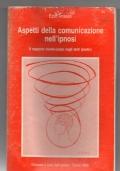 Aspetti della comunicazione nell'ipnosi. Il rapporto mente-corpo negli stati ipnotici