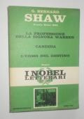 I NOBEL LETTERARI GEORGE BERNARD SHAW