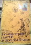 strani viaggi campagne e avventure del barone di munchausen