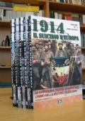 1914 IL SUICIDIO D'EUROPA (Lotto di 5 libri)