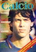 CALCIO - MENSILE DELLA F.I.G.C. GENNAIO 1985