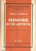 Memorie di un artista (AUTOBIOGRAFIE – CHARLES GOUNOD)