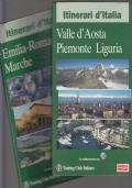 LOTTO 5 Itinerari d'Italia T.C.I. -  € 5,00